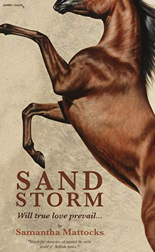 Sandstorm (The Arabian Storm Series) (English Edition)