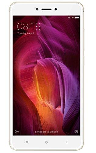 """Xiaomi Redmi Note 4 - Smartphone Libre de 5.5"""" (4G, WiFi, Bluetooth, Snapdragon 625 2.0 GHz, 32 GB de ROM Ampliable, 3 GB de RAM, cámara de 13 MP, Android MIUI, Dual-SIM), Gris [versión Global]"""