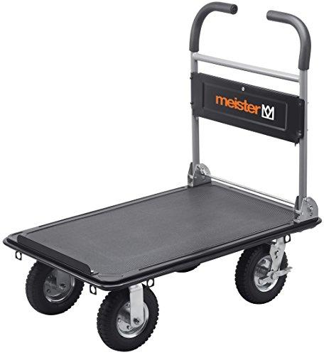 "\'Meister Plataforma carro\""cross-over 300kg, plegable, 8985700"