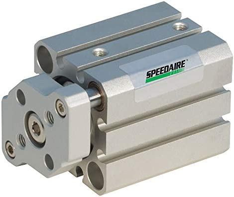 Speedaire A surprise price is realized 25mm Bore Ultra-Cheap Deals Dia. with Stroke 30mm Hole Through Aluminum
