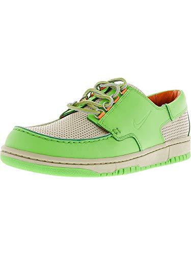 Nike Men's Mad Jibe Radiant Green/Net-Tart Ankle-High Fashion Sneaker - 10.5M