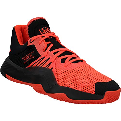 adidas Mens D.O.N. Issue 1 X Donovan Mitchell Basketball Sneakers Shoes Casual - Orange - Size 8.5 D