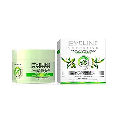 Eveline Green Olive Anti Wrinkle Day And Night Cream 50ml