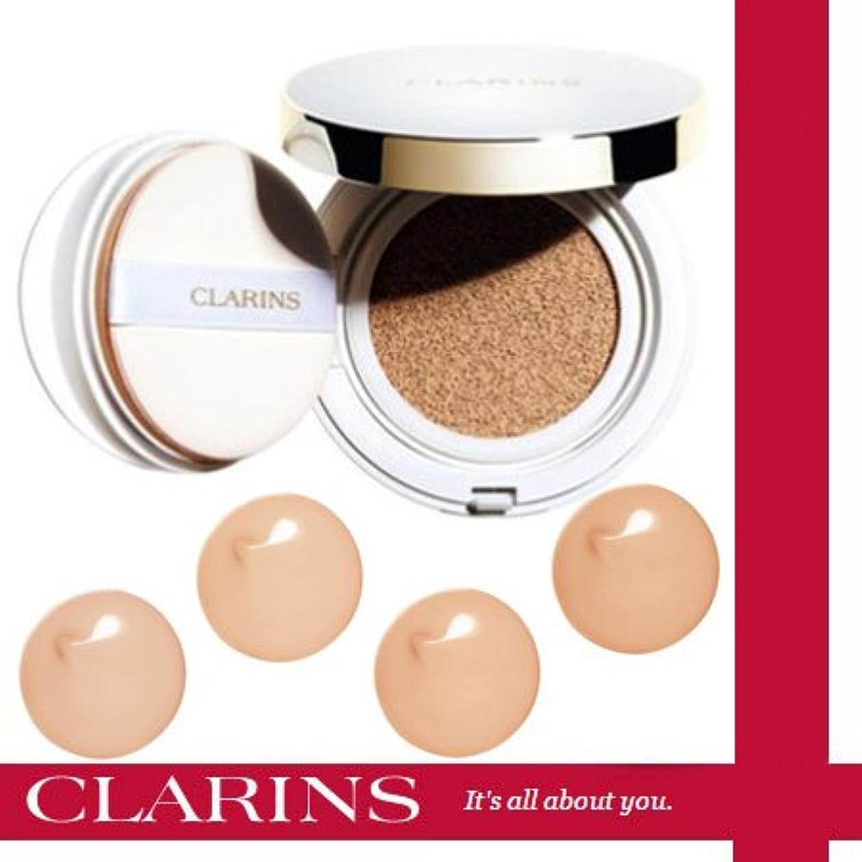 あらゆる種類の管理する誓うクラランス エヴァー ラスティング クッションファンデーション 各4色 -CLARINS- #103アイボリー