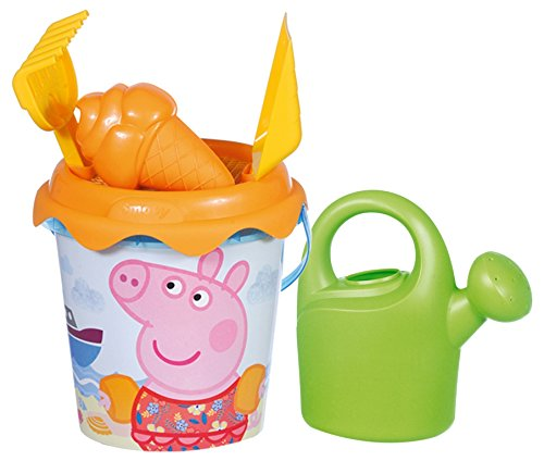 Peppa Pig Juguete, Color, 32.0 x 22.9 x 5.1 (Smoby 40238)
