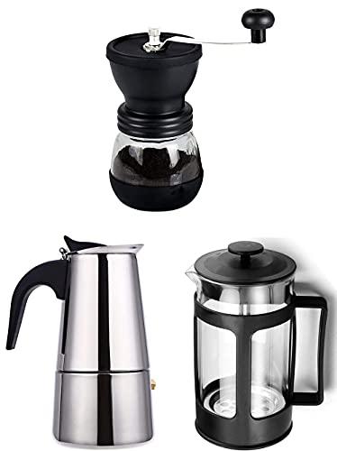 XIBLISS Manual Coffee Maker