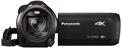 Panasonic HC-VXF990EGK Videocamera Ultra HD, 4K, Nero