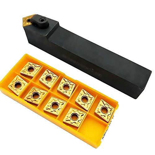 1pcs MCMNN2020K12-100 +CNMG120408 CNMG 432 CNC Machine Tool Cutting Tool CNC External Slot Groov Turning Tool Holder
