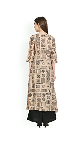AnjuShree Choice Women Stitched Cotton Kurtis / Kurtis for women (L - 40)