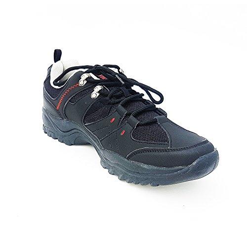 PAREDES - Zapatillas Deportivas Trekking Olmo Hombre Negro 40