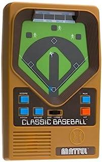 Mattel Classic Baseball Game