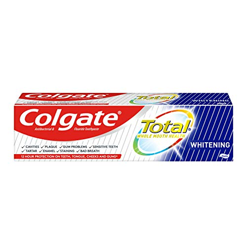 COLGATE Total Whitening Tandkräm, 125 ml