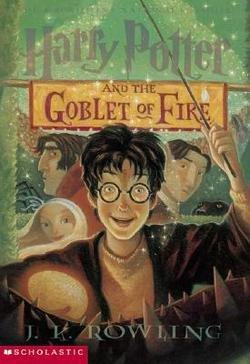 J. K. Rowling: Harry Potter y el cáliz de fuego (tapa blanda), edición 2002