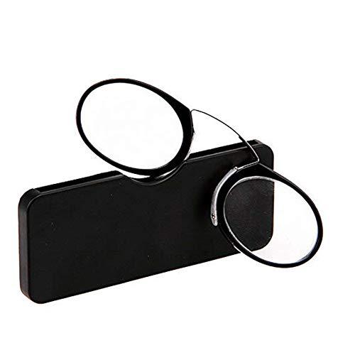YUNCAT Gafas lectura mixtas sin patillas Ovaladas