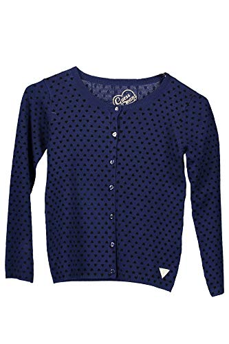 Guess Jeans Cardigan Bambina+[K64R63Z1100]+[Blu]+[P76C]