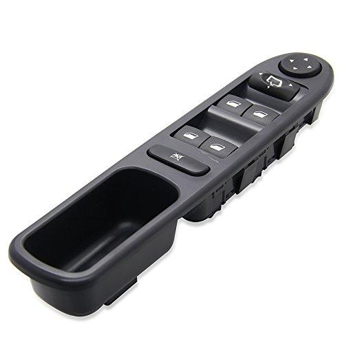 6554. KT Master Interruptor De Elevalunas eléctrico, frontal izquierda Potencia Ventana Master Interruptor De Control