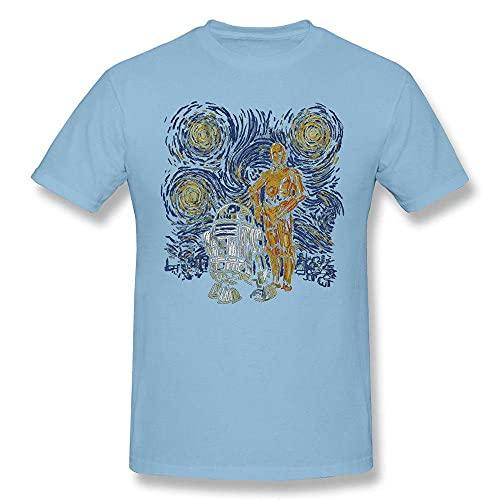 Camisetas Para Hombre Camiseta Gráfica Para Hombre Adulto Camiseta Camiseta Con Estampado De Algodón Hip Hop Manga Corta Cuello Redondo Gimnasio Correr Entrenamiento Acampar Al Aire Libre Sky