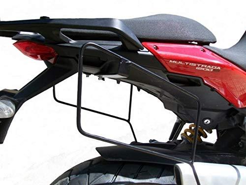 Telaietti specifici per borse soffici laterali per Ducati Multistrada 1200 '10-'14