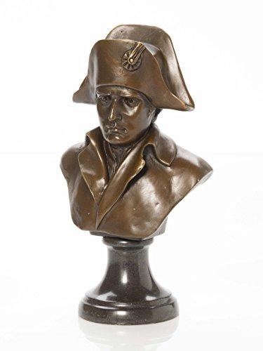 Le buste de l'empereur Napoléon Bonaparte
