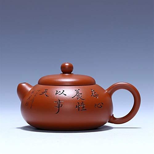 HuiLai Zhang Zhuni Authentieke Kleine Chaise Pot 140 ml Kung Fu theepot Industrieel en Nieuw Zhu-modder