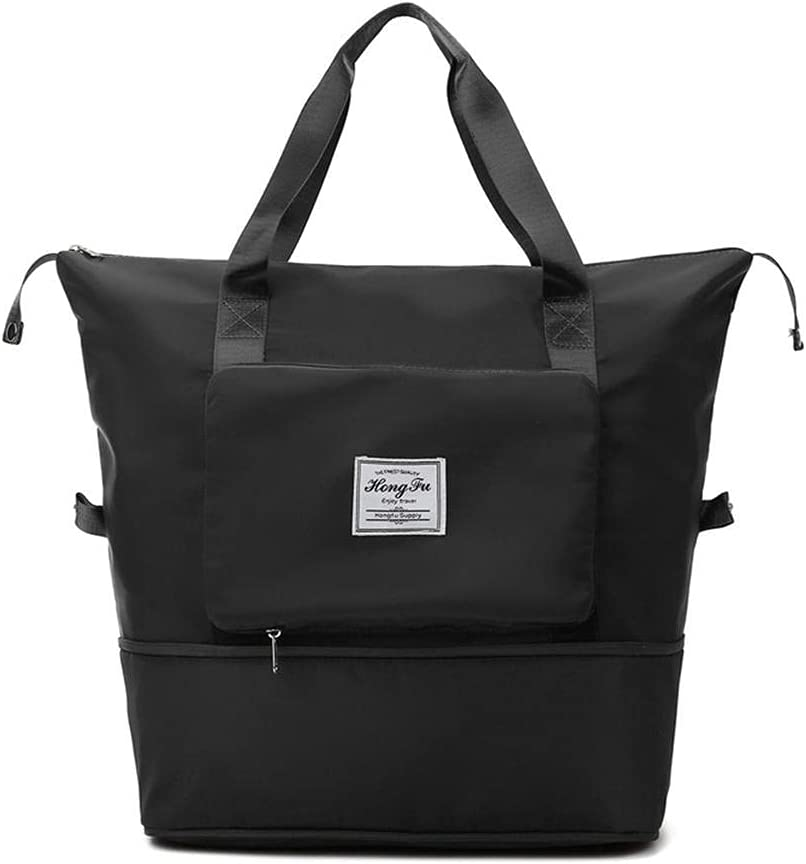 U F Large Capacity Folding Max Kansas City Mall 67% OFF Portable Travel Bag Foldable
