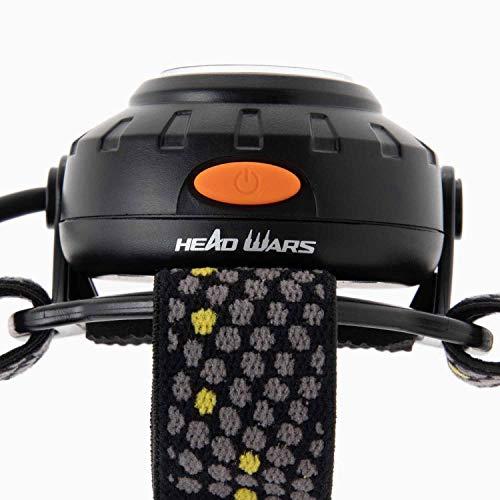 ジェントス『ヘッドウォーズシリーズHLP-2101』