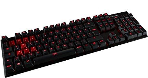 HyperX HX-KB1BL1-DE Alloy Mechanische Tastatur
