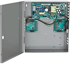 Power Supply, Hardwired, Steel, Output, 4A (Renewed)