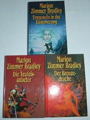 3 Bände - Die Teufelsanbeter, Der Bronzedrache, Trommeln in der Dämmerung