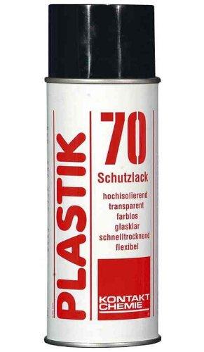 KONTAKT CHEMIE PLASTIK 70 Schutz- und Isolierlack, 200 ml VE = 1