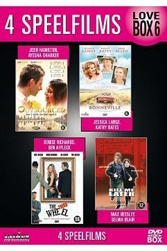 Love Box 4 Films Collection [Holland Import]