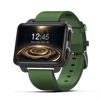 CMYY Mode Smart horloge HD afstandsbediening camera wifi downloaden Fitness Tracker Smart Horloge Stappentellers Hartslag Monitoren SIM-Gratis Mobiele telefoons & Smartphones, size, Groen