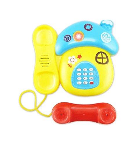 Petits Cadeaux créatifs Mignons de téléphone de Simulation de Champignon pour des Enfants
