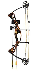 High Five 555 Scorcher Compound Bow Set Review