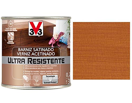 BARNIZ MADERA INTERIOR V33 CEREZO