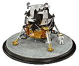 ドラゴン 1/48 人類にとって大きな一歩 アポロ11号月着陸船イーグル w/宇宙飛行士&月面展示台 塗装済み完成品 DRW52504