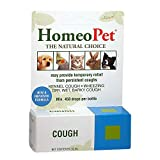 HomeoPet Cough Natural Cough Remedy for Small Animals, 15 ml