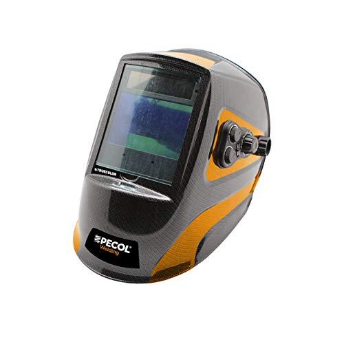 Casco de Soldadura Automática P0256 MAX VISION PECOL. TIG/MIG/MAG