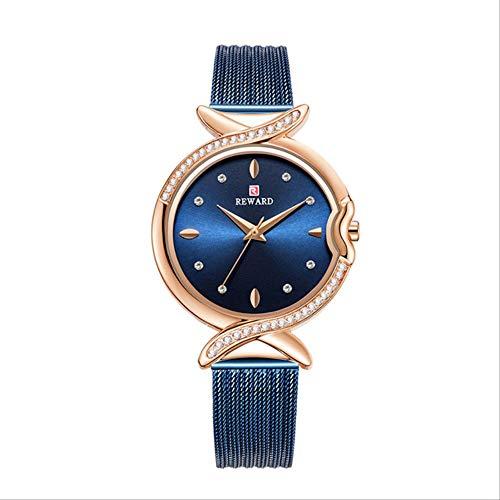 WLKVUOT Vrouwen Quartz Horloges Mode Dames Waterdichte Quartz Polshorloge