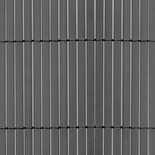 Tenax Colorado canniccio sintetico ad imitazione naturale colore grigio mt. H. 1,5x5