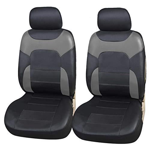 Universel Siège Auto Housses Gris pour Mitsubishi Colt Sitzbezüge référence Housses de protection