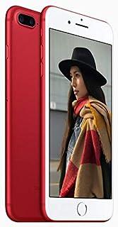 ابل ايفون 7 بلس بدون فيس تايم - 128 جيجا، الجيل الرابع ال تي اي، احمر
