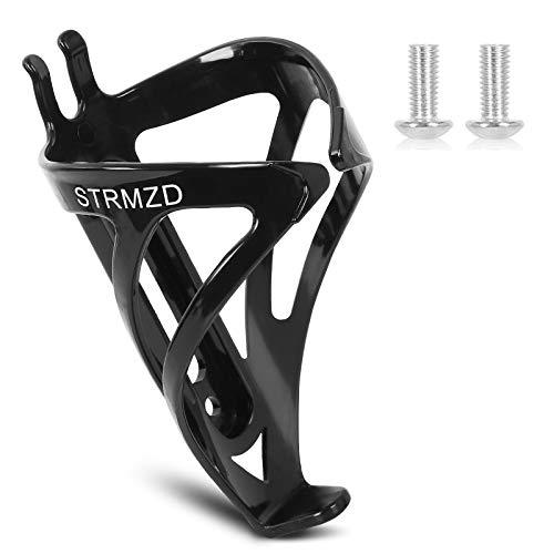 STRMZD Porta borracce, Portaborraccia MTB portatile facile da installare, Portabevande, Portaborraccia universale leggero , adatto per bici da strada, mountain bike e biciclette per bambini