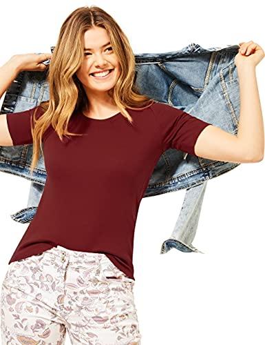 Cecil Damen Lena T-Shirt, Copper Brown, L