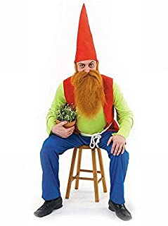 Sneezy Gnome Costume Adult Male