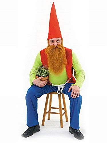 Costume de Déguisement Gnome Atchoum pour Homme Taille Unique