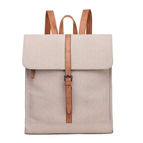 Fashion Leather Backpack for Women, seOSTO Waterproof Women Backpack Purse Travel School Shoulder Bag