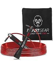 Beast Rope från Beast Gear – Speed Hipping Rope för fitness, konditionering och fettförlust. Perfekt för crossfit, boxning, MMA, HIIT, intervallträning och dubbla underers