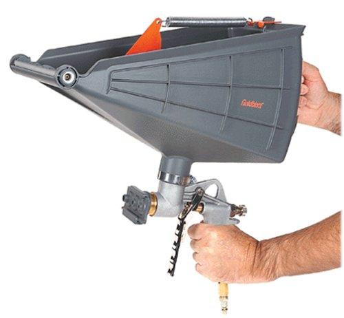 Goldblatt Trowel Trade Tools 13602 Pattern Pistol Gun & Hopper