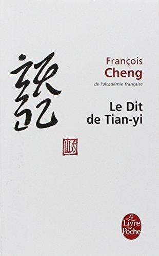 Le dit de Tianyi (Le Livre de Poche)